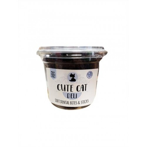 MBF CUTE CAT SOFT DENTAL BITES 200GR CHICKEN