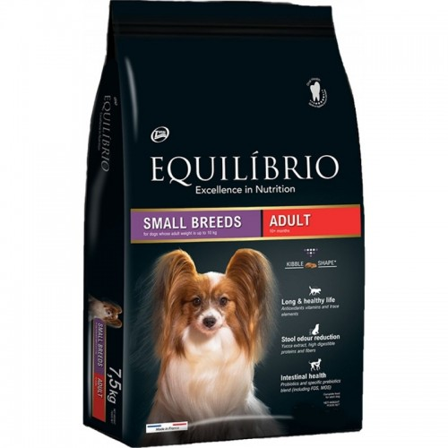 EQUILIBRIO ADULT SMALL BREEDS 2KG