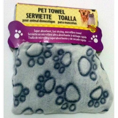Απορροφητική πετσέτα σκύλου
