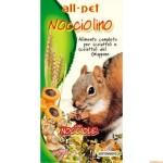 Τροφή για σκιουράκια Nocciolino All Pet