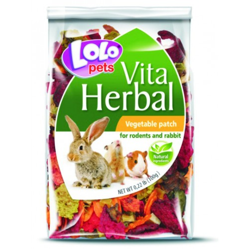 Vita Herbal-Vegetable Patch 100gr