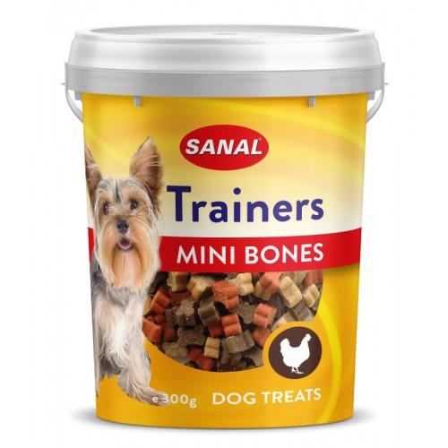 Sanal dog trainer Mini bones 300gr